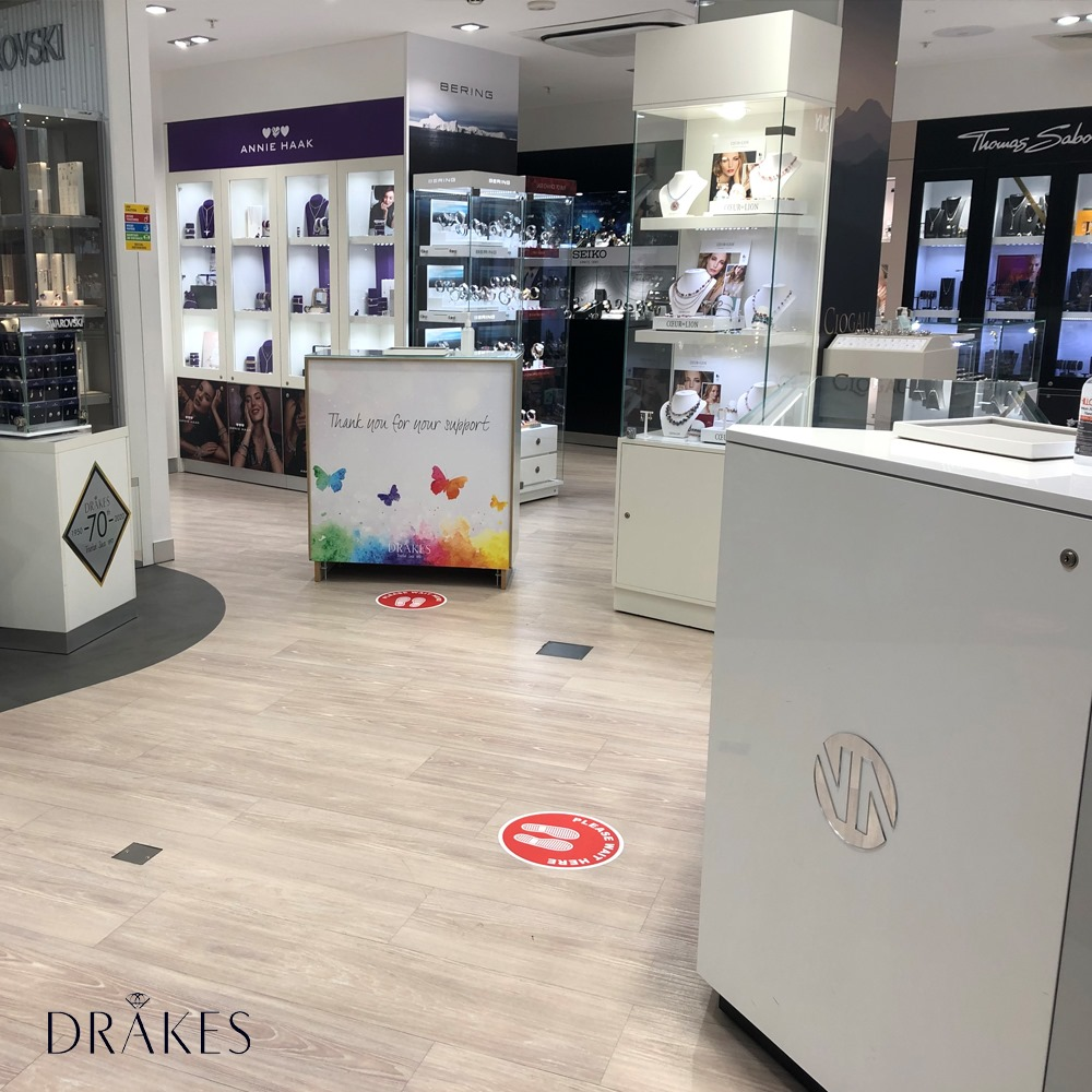 Drakes Jewellers, Drakes Plymouth