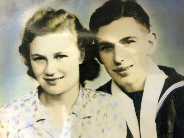 1950's Couple, Drakes Legacy, Drakes Jewellers,