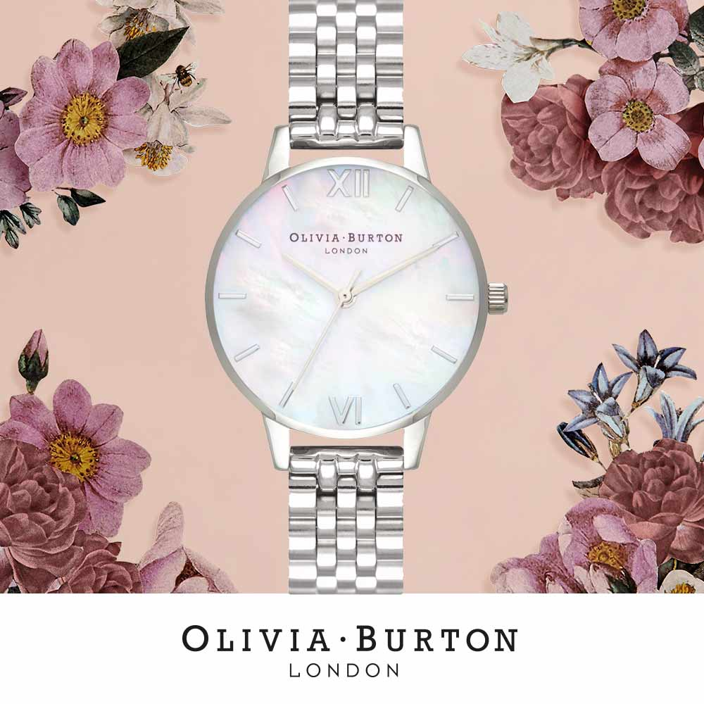 Olivia Burton, Watch, Olivia Burton, Olivia Burton Watches, Watches, Drakes Jewellers, Plymouth
