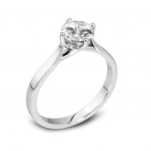 Diamond Rings, Desire by Drakes, Desire, Engagement Ring, D Coloured Diamond, Platinum Engagement Ring
