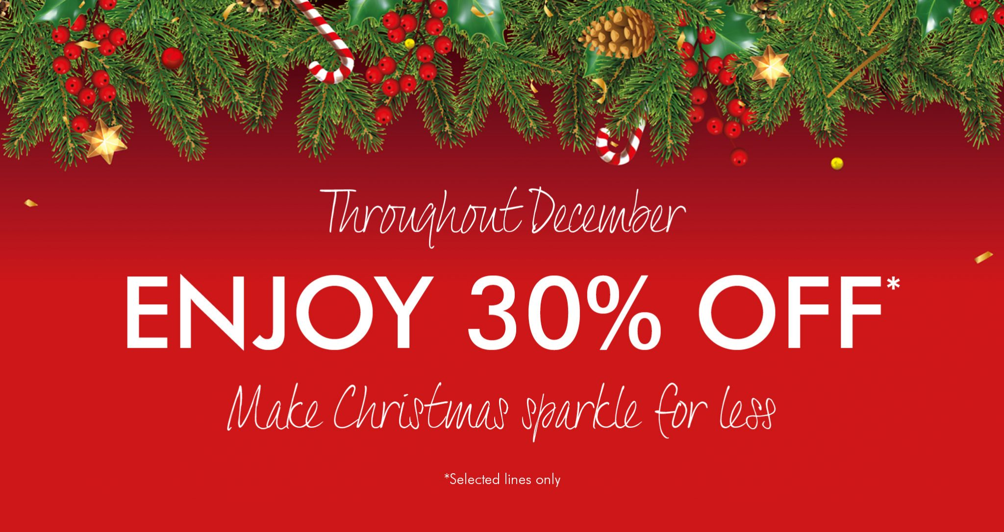 30% off, Drakes Jewellers, Plymouth
