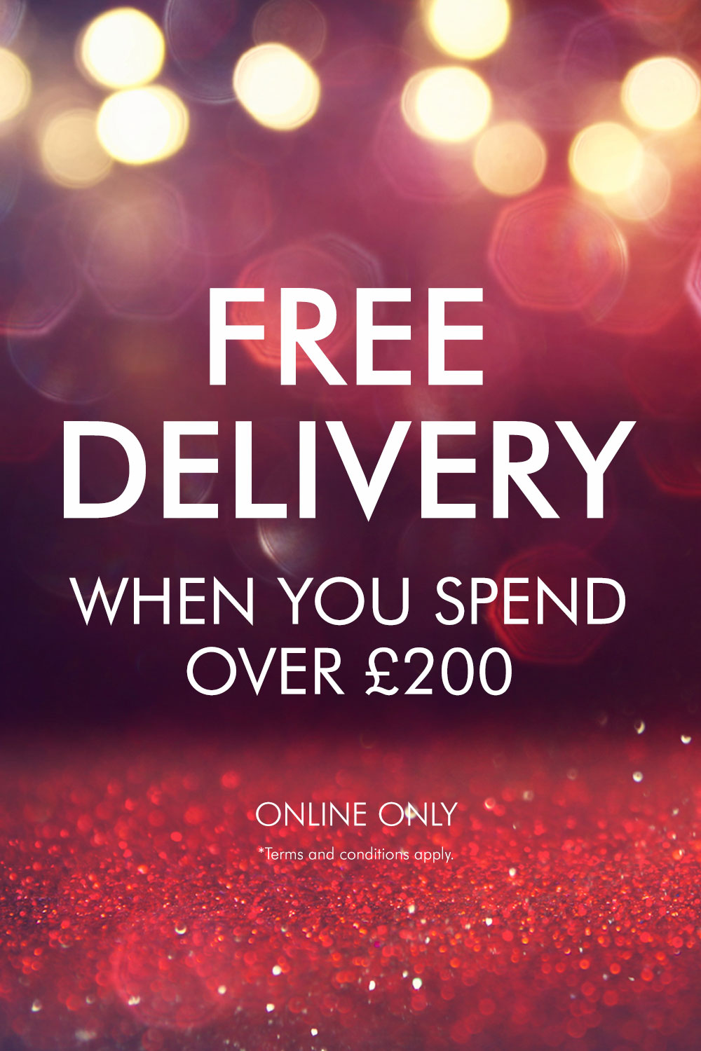 Drakes Jewellers, Jewellers, Plymouth, Free Delivery Promo