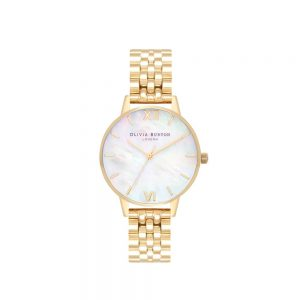 Olivia Burton, Mother Of Pearl Watch Dial, Olivia Burton Watch, Jewellers, Plymouth